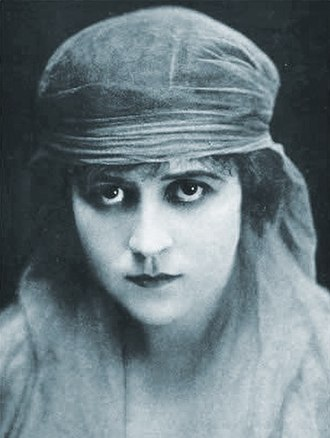 Leah Baird - Publicity photo of Baird from Stars of the Photoplay (1916)