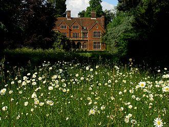Leckhampton, Corpus Christi College, Cambridge - Leckhampton House and garden