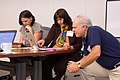 Lee Berry, Marianne Weldon, Jim Hayes, CHF-Wiki-Rush-003.jpg