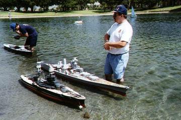 Radio-controlled boat - Wikiwand