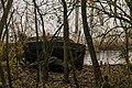 Left to rust - Old Ferryport, Zwanenplaatje, Biesbosch, Dordrecht (31866856641).jpg