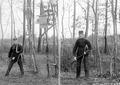 Lehmfiguren deutscher und französischer Soldaten - CH-BAR - 3237808.tif