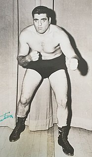 American professional wrestler and actor