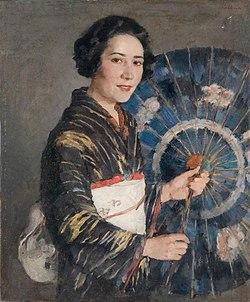 Leo Perlberger - Frau Mikiko.jpg