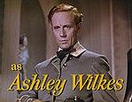 Leslie Howard as Ashley Wilkes in Gone With the Wind trailer.jpg