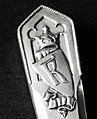 Letter K Faberge Kelch silver tableware.jpg