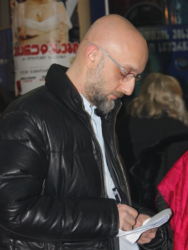 "Levan Gabriadze - filem ""Vikrutasi"" premier"