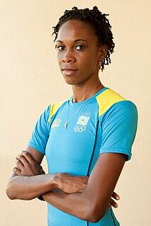 Saint Lucian high jumper