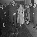 Lezing Hillary, Amsterdam. koningin Juliana en prinses ... aanwezig, Bestanddeelnr 906-1053.jpg