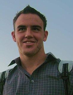 Liam Fulton Former Australian rugby league footballer