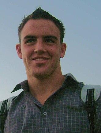 Liam Fulton - Image: Liam Fulton (22 May 2005)