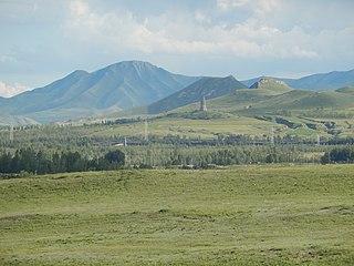 Bairin Left Banner Banner in Inner Mongolia, Peoples Republic of China