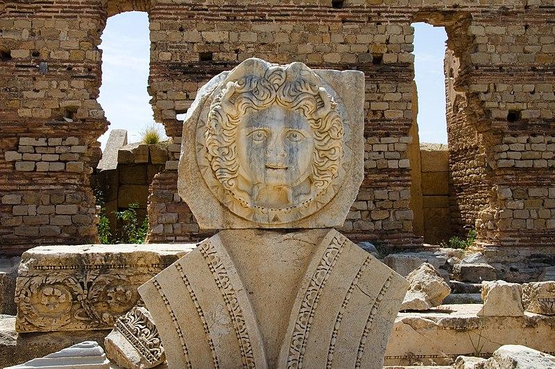 Fichier:Libya 5420 Leptis Magna Luca Galuzzi 2007.jpg