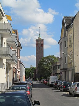 Ottostraße in Duisburg
