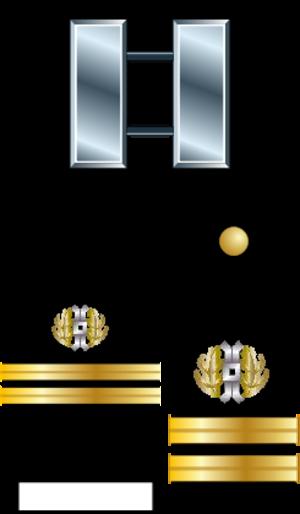 Harmon Rabb - Image: Lieutenant O3