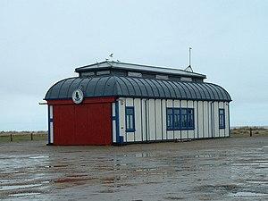 Cromer Lifeboat Station - Image: Lifeboat House at Southwold