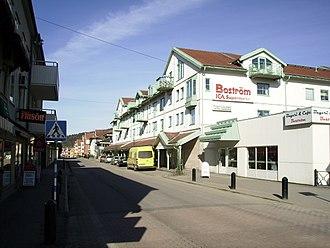 Lilla Edet Municipality - Image: Lilla Edet