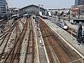 Lille - Travaux en gare de Lille-Flandres (A02, 6 juin 2013).JPG
