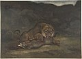 Lion Devouring Prey MET DP805141.jpg