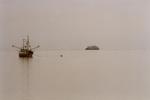 Lister Tief mit Kutter und Fährschiff Vikingland - 2004.png