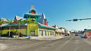 Businesses in the heart of Little Haiti