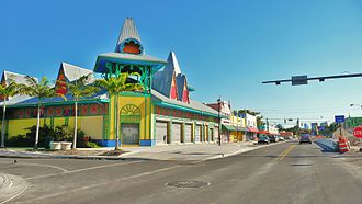 Little Haiti - Caribbean Marketplace