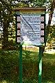 Liubeshiv Volynska-Liubeshivskyi park architecture monument-information board-2.jpg