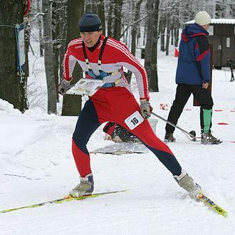 Ski-orienteering - Ski orienteering