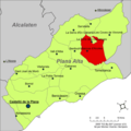 Localització de Vilanova d'Alcolea respecte de la Plana Alta.png