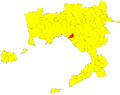 Location of the Municipality of San Giorgio a Cremano in the Province of Naples.PNG