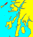 Locator map for Coll, Scotland.png