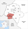 Locator map of Kanton Sainte-Maure-de-Touraine 2018.png