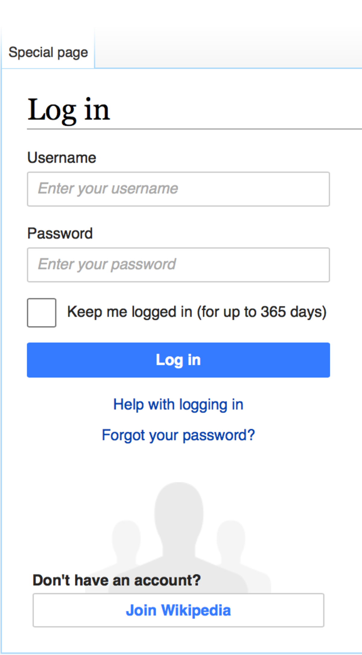 login wikipedia login to google login #13