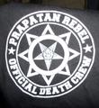 Logo pentagram bersudut delapan Prapatan Rebel.png