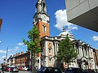 London, Woolwich-Centre, Wellington St, Woolwich Town hall1