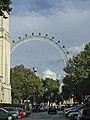 London Eye from Whitehall, London - geograph.org.uk - 306887.jpg