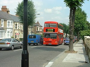 London bus route 312.jpg