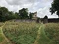 Longtown Castle bailey.jpg