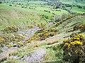 Looking down Settlebeck Gill - geograph.org.uk - 1296993.jpg