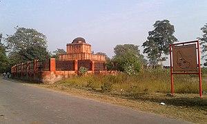Shravasti district - Buddha old temple