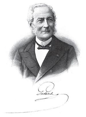 Louis Prosper Gachard - Image: Louis Prosper Gachard