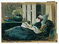 Louise Tiffany, Reading MET 2003.606.jpg