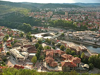 Lovech Place in Bulgaria