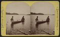Lower Saranaac Lake, Camp Island, by Purviance (New York, N.Y.).png