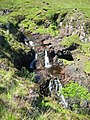 Lower falls of the Eas na Coille - geograph.org.uk - 458516.jpg