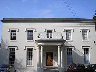 Rainhill Hall