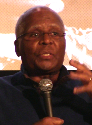 Terry Carter - Carter in February 2015