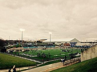 Lubbers Stadium - Image: Lubbers Stadium 2014