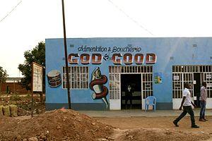 Lubumbashi Storefront