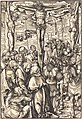 Lucas Cranach the Elder, The Crucifixion, in or before 1509, NGA 37085.jpg